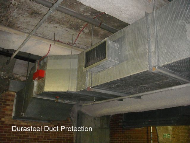 Duct Fire Protection